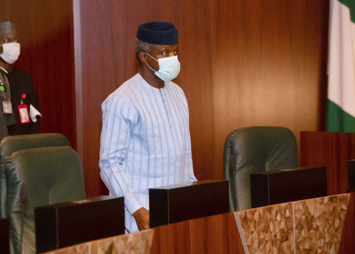 Osinbajo Announces Fresh Plans For Nigerian Economy