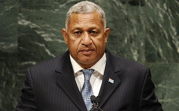 Our Xountry Is Now Free Of COVID-19 – Fijian Prime Minister, Voreqe Frank