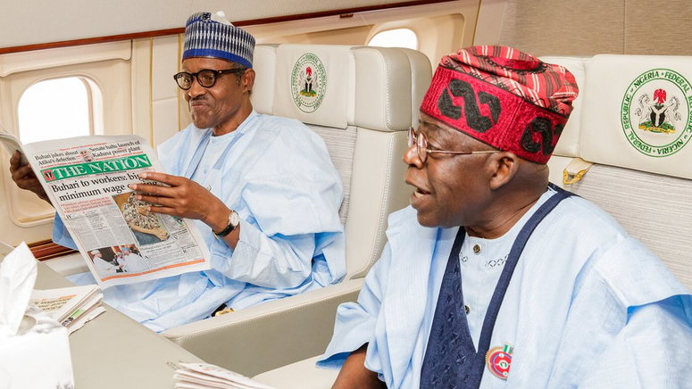 Bullion Van: 'Tinubu Untouchable, Buhari Can't Probe Him'