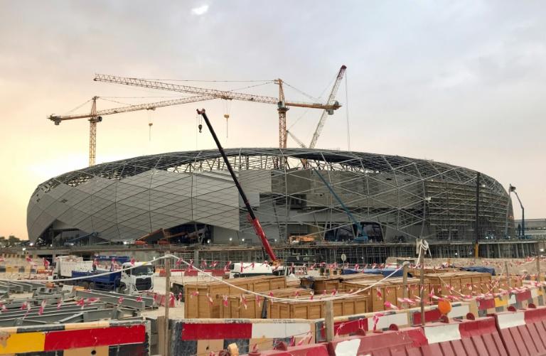Qatar completes third World Cup stadium