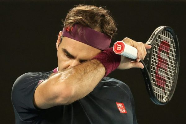 Roger Federer Knocked Out Of Tennis By Knee Surgery