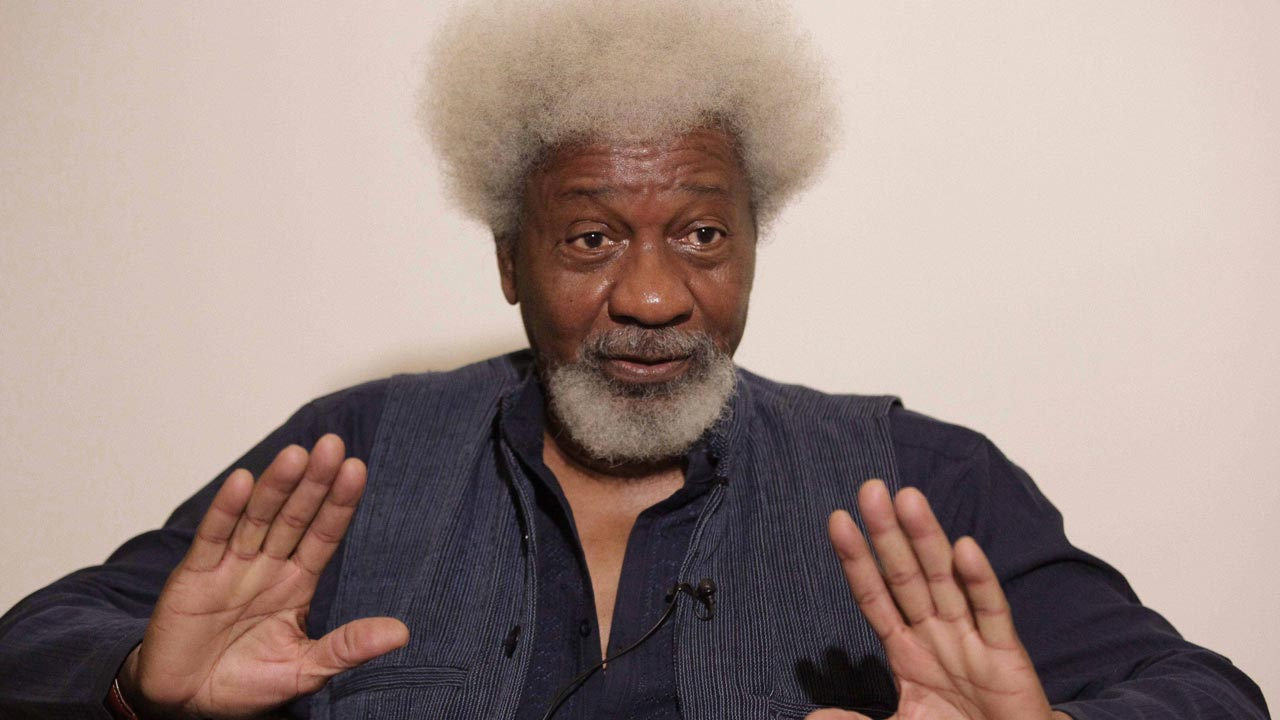 Soyinka Demands Action Against Lopsided Appointments In Buhari's Govt