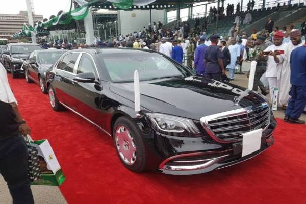 Time for Buhari to replace his Mercedes with Innoson - Ogbonnia
