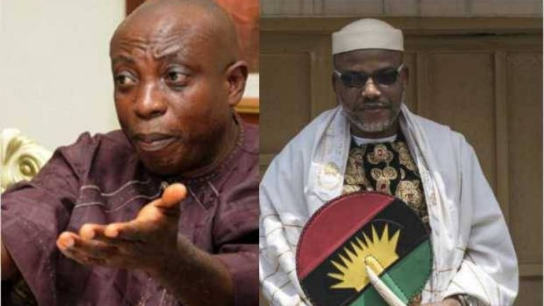 To hell' with Nnamdi Kanu's Biafra – Ralph Uwazuruike