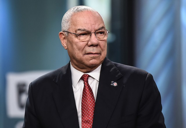 Trump Abuses Colin Powell For Declaring Preference For Biden