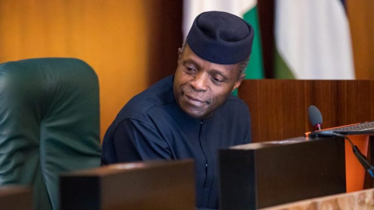 VP Osinbajo's Media Aide Explains His Absence