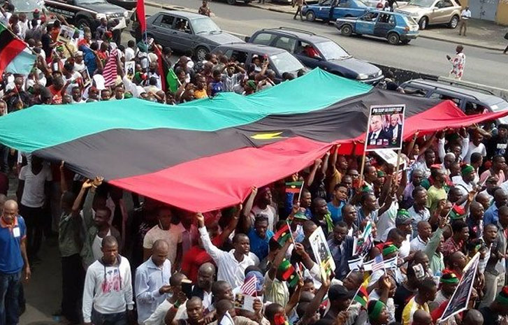 We Are Investing To Dismantle Nigeria - IPOB Warns Presidency