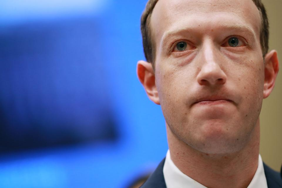 Zuckerberg Stands With The Black Community In US