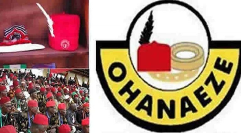 2023 - We Are Working On Igbo Presidency – Ohanaeze, Amaechi