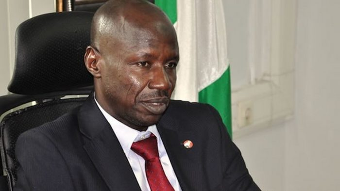 Abuja Homes Of Magu Searched By Security Agents