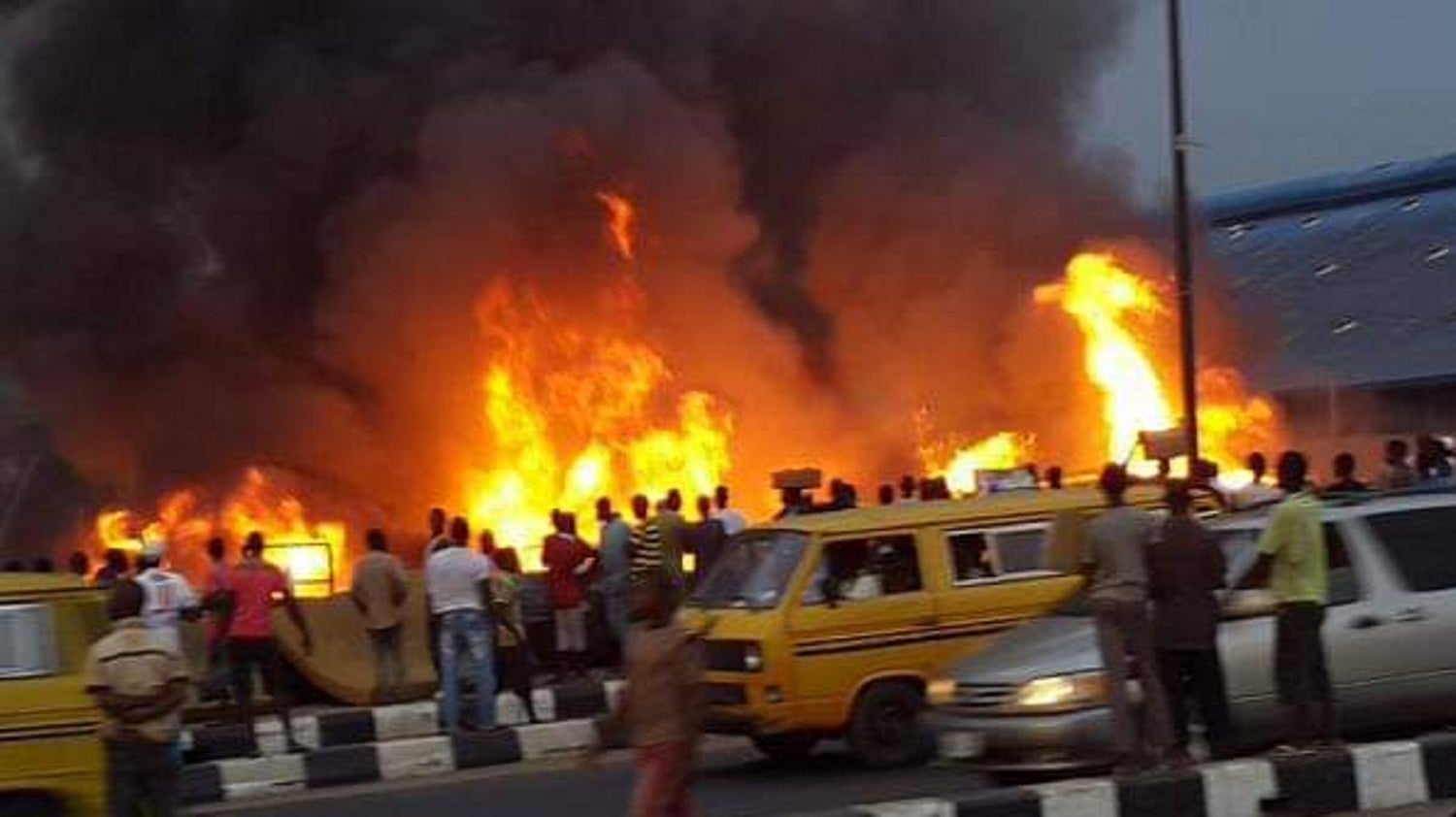 Abule-Egba Explosion - Lagos Disburses ₦19.2m To 300 Victims