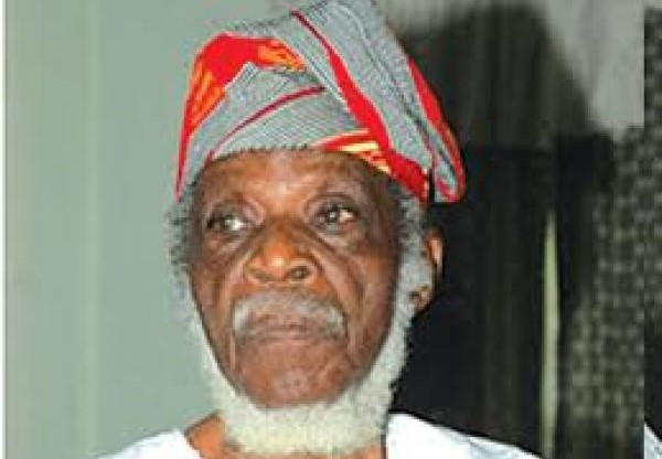 Afenifere leader, Senator Fasanmi is dead