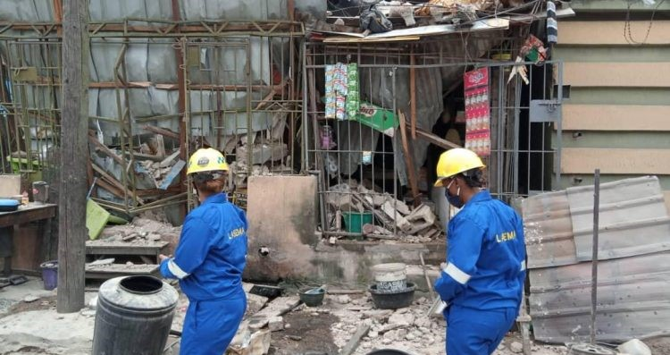 Lagos Govt Commences Reconstruction Of Opebi Crash Site