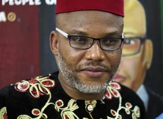 Boko Haram - Buhari's love for terrorists made it difficult for military to defeat them – Nnamdi Kanu