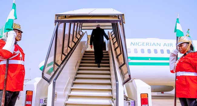 Buhari To Depart Nigeria For Mali On Peace Mission