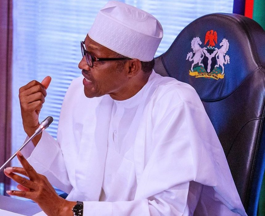 Buhari Writes South African President, Laments Huge Corruption In Govt
