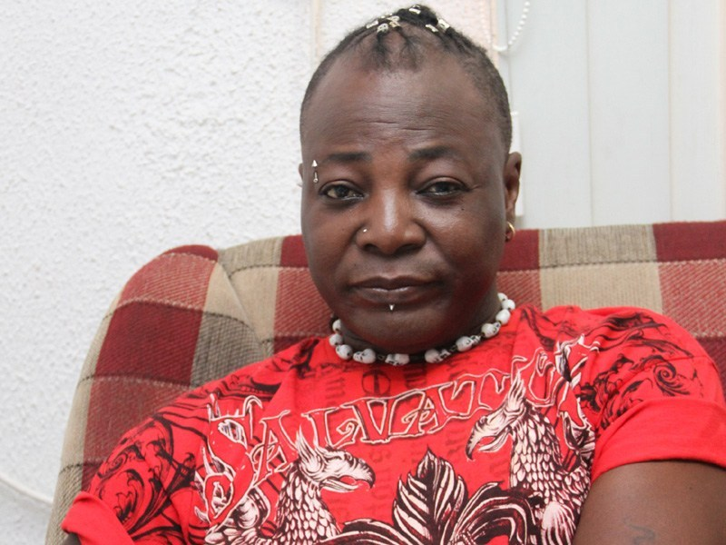 Charly Boy Gushes About Family's Vintage Car