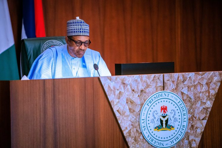 China Has Reversed Nigeria's Infrastructural Deficit – Buhari