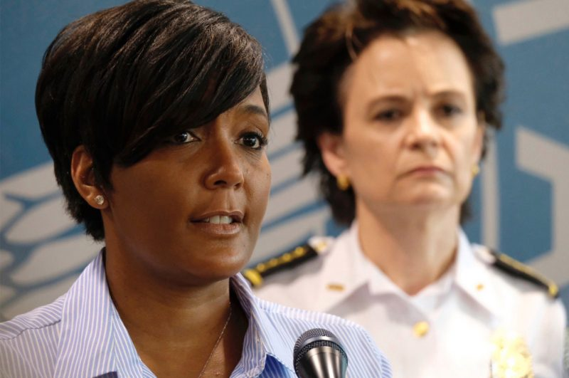 Coronavirus Hits Atlanta Mayor Keisha Lance Bottoms