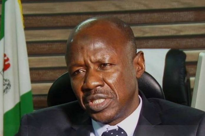 EFCC - I'll Now Fight Back Publicly – Ibrahim Magu Declares