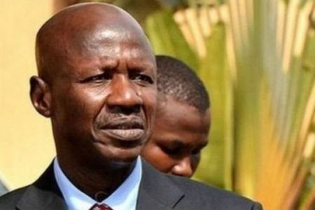 Magu Writes Buhari's Panel, Seeks Clarification On Judicial Commission