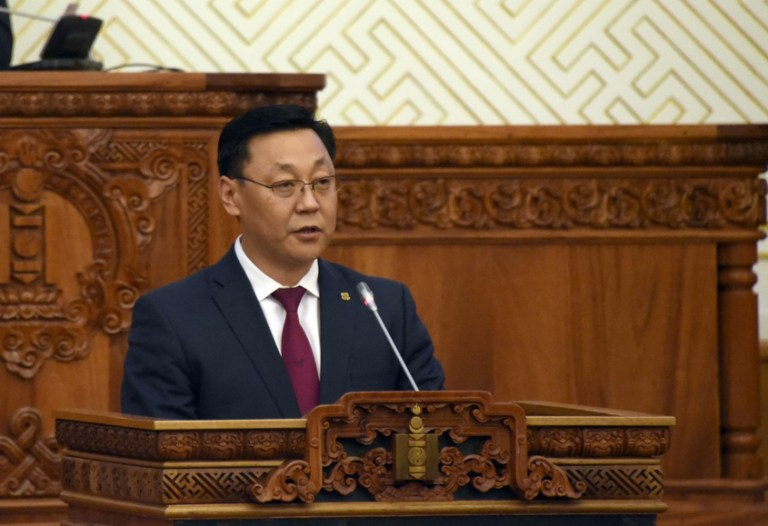 Ex-Mongolian PM Bags Jail-Term For Abuse Of Power