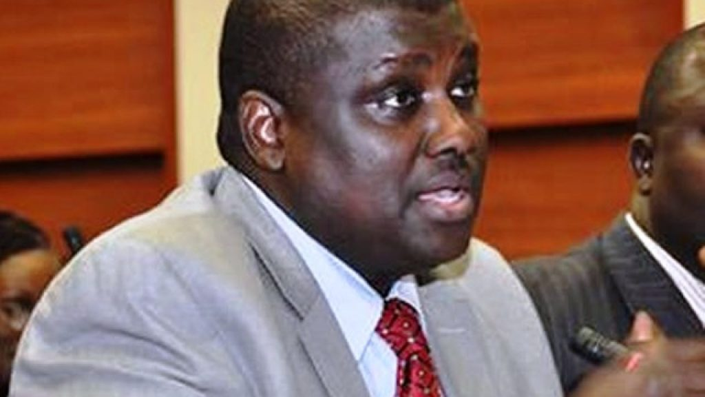 Ex-Pension Chairman, Maina Released From Kuje Prison