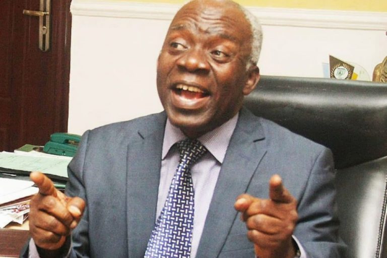 Falana Denies Receiving ₦28m From Magu, Threatens Lawsuit