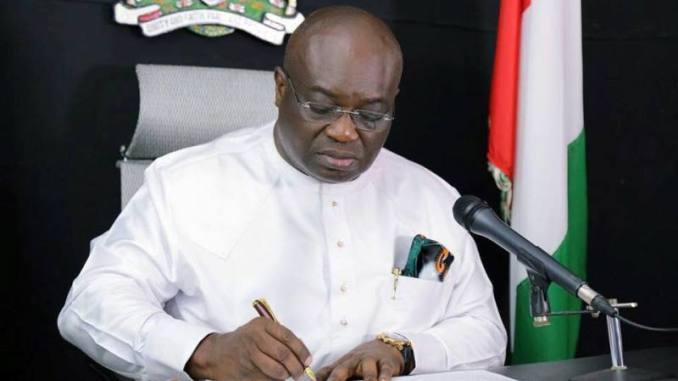 Governor Ikpeazu Ruining Abia State