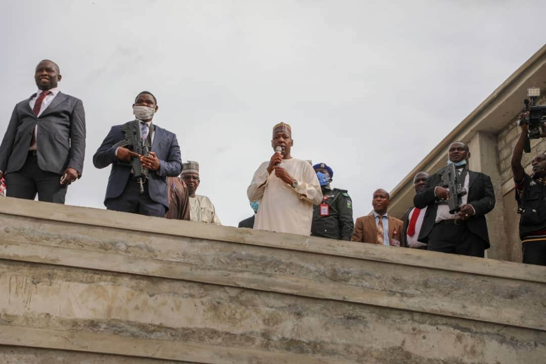 Governor Zulum Extols Igbo Spare-Part Traders, Promises Financial Support