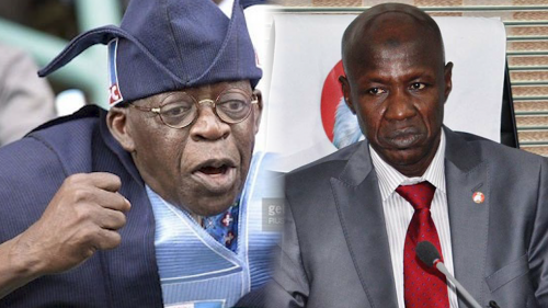 How Petitions On Tinubu's Bullion Vans Landed Magu In Trouble