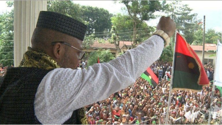 IPOB And Ohaneze Will Work Together - Nnamdi Kanu