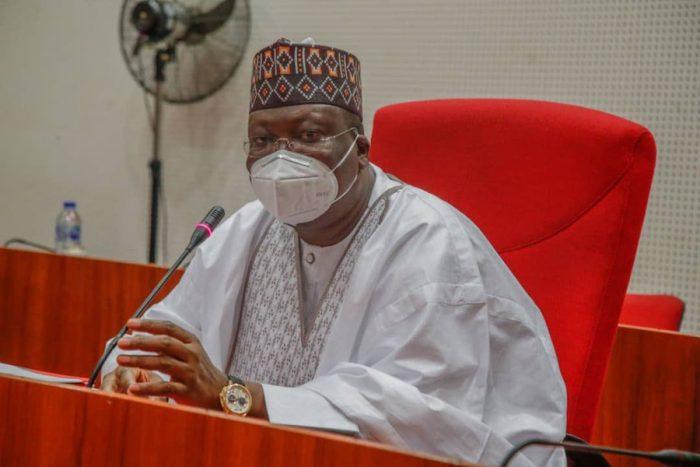 SARS: Senate President Reacts, Buhari Listened To Peoples Voice