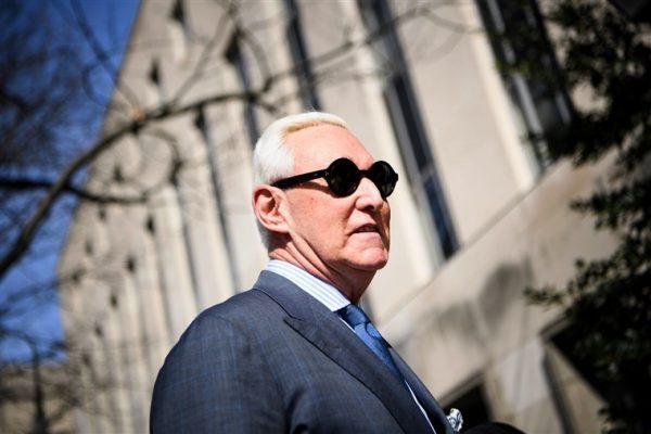 Impunity - Trump Cuts Prison Sentence Of Buddy Roger Stone
