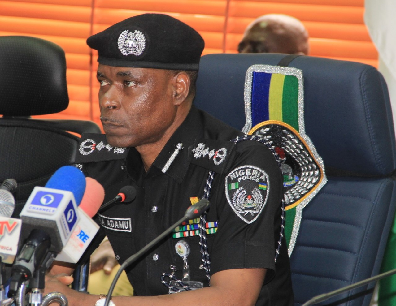 IG Promotes 16 Officers Killed In EndSARS Riots, 82,763 Others