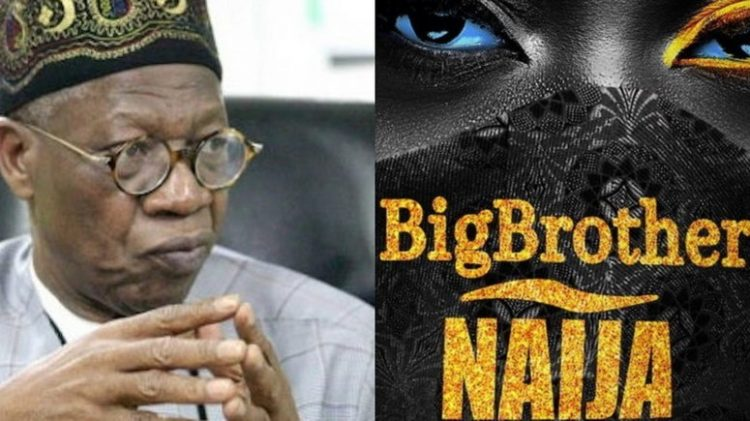 It's A Lie - I Didn't Order NBC To Suspend BBNaija – Lai Mohammed