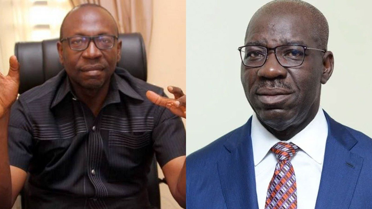 Ize-Iyamu To Obaseki - How Much Dollars Did You Pay PDP