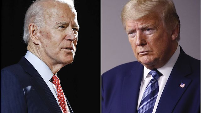 Joe Biden Leads Donald Trump In Latest Poll