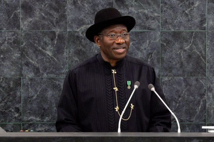 It's Too Early – Jonathan Speaks On Return As President