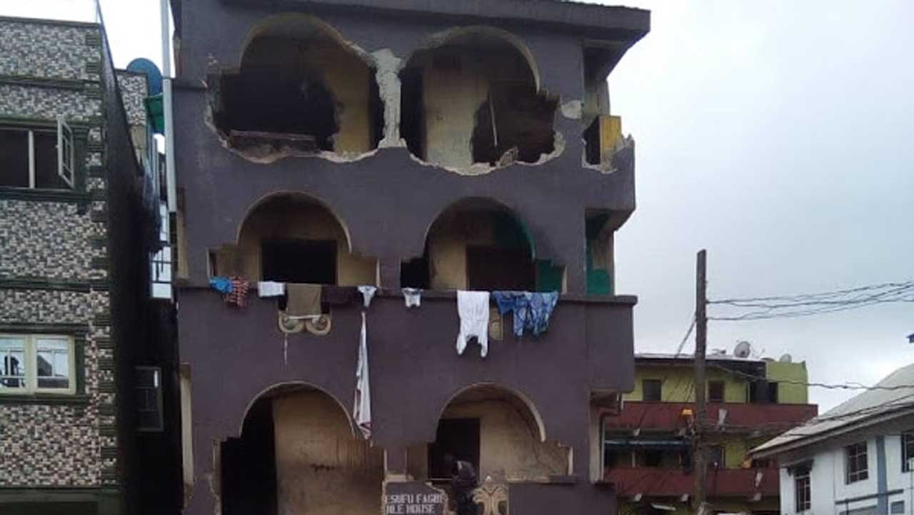 Lagos To Demolish 100 Distressed Buildings