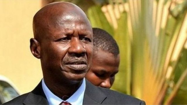 Magu Takes To Sleeping In Mosque As Allies Ditch Him
