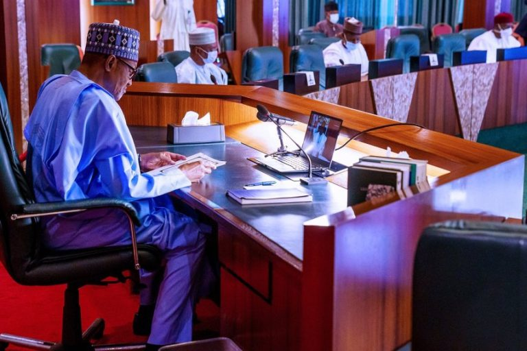 Mali Crisis - Buhari, ECOWAS leaders attend virtual meeting