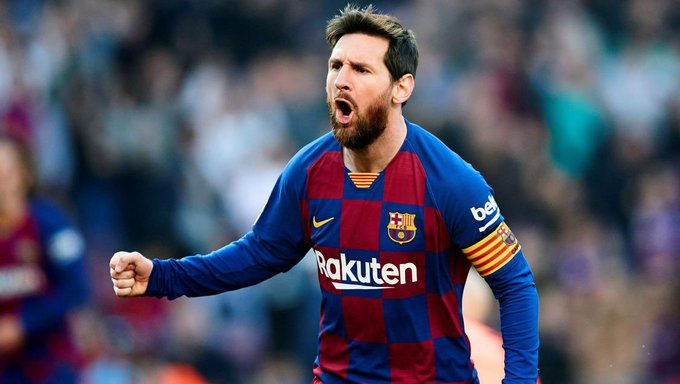 Messi Unwilling To Renew Contract With Barca