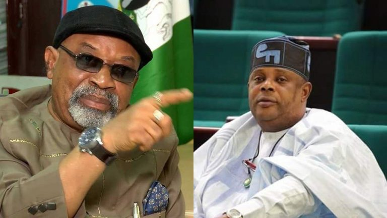 Ngige And Hon. Faleke Blast Each Other With 'Street Slangs'