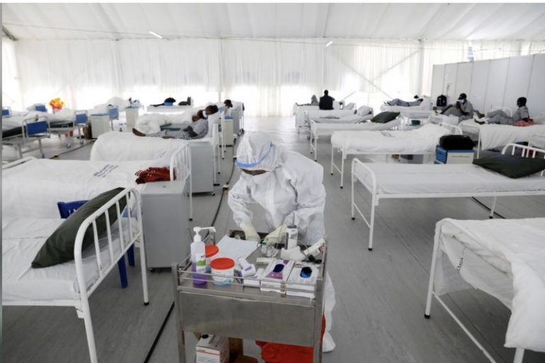 Kenya Detects First Cases Of South Africa COVID-19 Strain