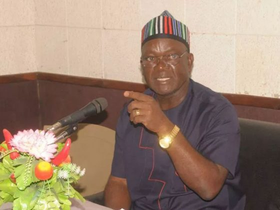 Ortom Commends Buhari For Directive To Shoot Anyone With AK-47