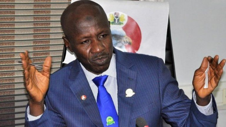 Presidency Begins Search For Magu's Replacement