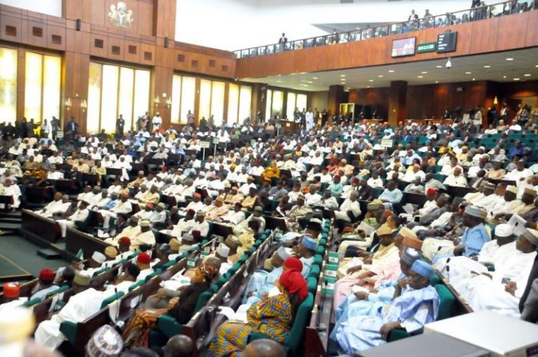 2021 Budget Scales 2nd Reading In House Of Reps
