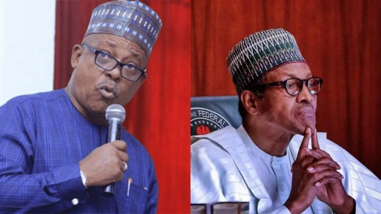 Secondus Attacks Buhari - 'You're Killing Nigerians With Taxes'
