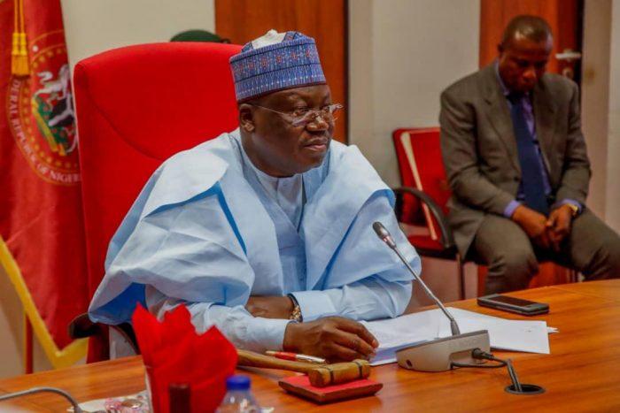 Elite Behind Calls For Nigeria's Disintegration – Lawan